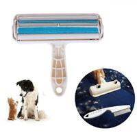 2-Wege-Tierhaarentferner Roller Lint Hundehaar von Möbel Teppich klebenCRHZJP