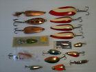 LOT of 17 Vintage Dardevle,etc. Fishing Lures
