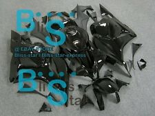 Black Gloss INJECTION Fairing Fit HONDA CBR600RR 2010 2011 2009-2012 47 YY