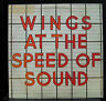 Wings - Wings At The Speed Of Sound LP VG+ SW-11525 Capitol 1976 Vinyl Record