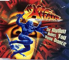 Magic Affair Starring Anita Davis And Jannet De Lara Maxi CD The Rhythm Makes