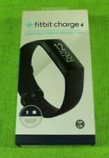 Fitbit Charge 4 Activity Tracker - Black, Brand New, Free Shipping