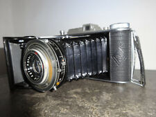 AGFA Billy Record II mit Original Ledertasche Sucherkamera 1950 - 1952