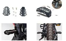 Foot Plate Pedal Footrest Bike Mountain Bicycle Back Seat Cushion Components