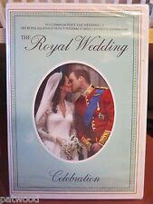 The Royal Wedding: Prince William & Catherine Middleton (DVD, 2011), NEW