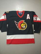 Ottawa Senators Jersey Alexi Yashin CCM Vintage #19 size large adult hockey NHL