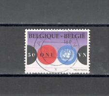 BELGIO 2600 - NAZIONI UNITE 1995  - MAZZETTA  DI  10 -  VEDI FOTO