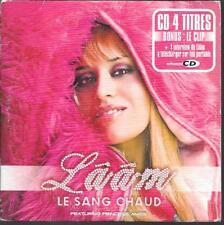 CD SINGLE 5 TITRES--LAAM--LE SANG CHAUD--2006