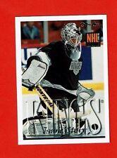 1995-96 Topps OPC Canadian parallel # 363 Jamie Storr LOS ANGELES KINGS GOALIE