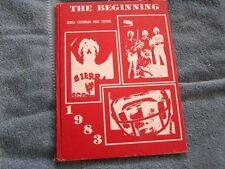 1983 Sierra Freshman High School Yearbook