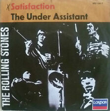 "7"" ROLLING STONES : Satisfaction / LONDON RI , MINT-?"