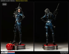 SIDESHOW BARONESS CLASSIC PREMIUM FORMAT 1/4 SCALE STATUE 3000803 NEW