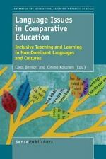 Language Issues in Comparative Education: Inclusive Teaching and Learning in Non