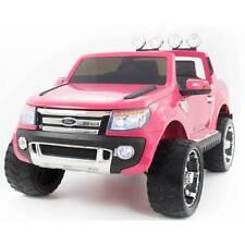 Kinderauto Elektroauto Ford Ranger in pink metallic Lack 2017er Modell  * neu *