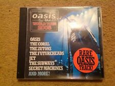 NME CD Oasis on the road World Tour 2005 CD Album Sent POST FREE in UK Gallagher