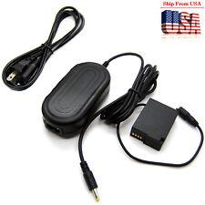 AC Adapter For Panasonic DMC-FZ200P DMC-FZ300P DMC-FZ1000P DMC-G8M DMC-G85M
