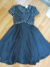 ladies sz 8 christopher kane for topshop stunning evening dress