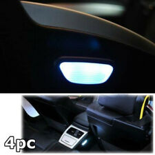 FOR BMW E92 E93 REAR FOOTWELL INTERIOR WHITE LED UPGRADE KIT - 4 PCS