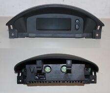 Display orologio Siemens 5WK70005 Opel Corsa C 2000-2006 usato (2898 10-2-F-6)