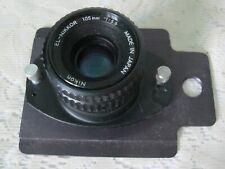 Estate NIKON EL-NIKKOR 105mm f/5.6 Enlarging Lens On Board