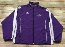 San Jose Cyber Rays KELME Sideline Jacket Womens WUSA Soccer Medium Purple RARE