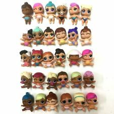 random 20pcs Lol Surprise Dolls Lil Sisters trouble maker collect figure toy
