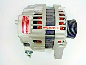 Nissan Altima.1993-1997Alternator(KA24DE) L4.2.4L.80AMP/12V.CW.6-G.1YrWarranty
