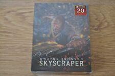 SKYSCRAPER Full Slip (Blu-ray + 3D, Steelbook) Black Barons #20