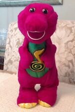 Barney the Dinosaur DINO DANCE - Fisher Price, Animated Singing Dancing, 2002