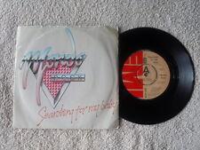 "MONDO ROCKS SEARCHING FOR MY BABY  EMI RECORDS UK DEMO 7"" VINYL SINGLE in P/S"