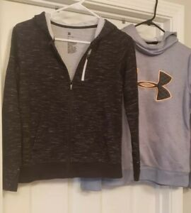 Boys Hooded Sweater Size M(8-10) Under Armour, target