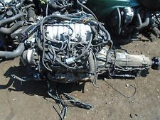 1998 LEXUS LS400 4.0 V8 PETROL - COMPLETE ENGINE + GEARBOX - SPARES / REPAIRS