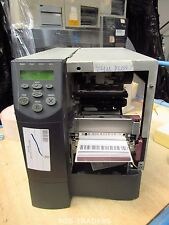 Zebra Z4M Plus Thermal Label Printer Z4M00-200E-0000 Serial Parallel - NO COVER