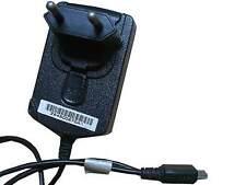 PHIHONG PSAC/PSC05R-050 UK/Euro Adaptador de CA-conector miniUSB (5V 1Amp Max)
