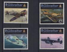 Gibilterra 2013-aerei bomber Royal Air Force RAF Spitfire Avro volo BARCA **