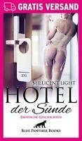 Hotel der Sünde   Erotischer Roman von Millicent Light   blue panther books