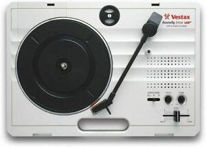 Vestax Tragbar Turntable Handytrax USB Weiß USB Ausgang Funktion
