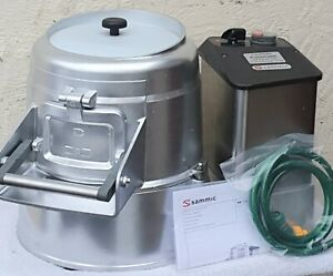 Caterpeel Sammic  PP12 Peeler / Rumbler  26lb - 12kg