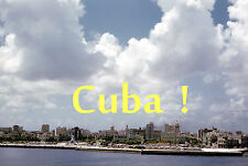 25  Postcard quality Photos of Cuba from slides Bars Clubs  1950s