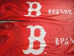 US Baseball MLB 2 x Boston Red Sox banners large indoors outdoors