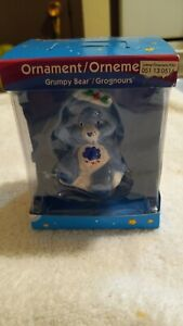 Rare!New!2005 Grumpy Bear Care Bears American Greetings Ornament