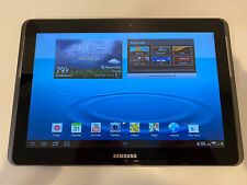 Samsung Galaxy Tab 2 SCH-I915 8GB, Wi-Fi + 4G (Verizon), 10.1in - Silver