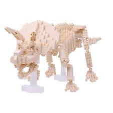 nanoblock Triceratops Skeleton Model - nano blocks by Kawada Japan (NBM-017)