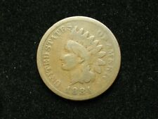 SUMMER SALE!! 1884 INDIAN HEAD CENT PENNY *U.S. COLLECTIBLE COIN*  #25x