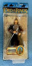 ARAGORN KING OF GONDOR LORD OF THE RINGS 6 INCH LOTR TOYBIZ FIGURE