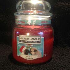 Yankee Candle Home Inspiration Pugs & Kisses Medium Jar 340g