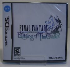 Final Fantasy Crystal Chronicles: Echoes of Time Nintendo DS Neu & OVP sealed