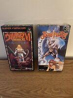 Super Famicom Lot JAPAN RARE Video Game