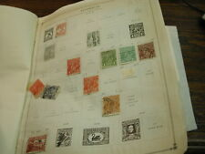 Australia 1913-1932 stamp collection mostly used some mint