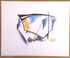HEINRICH SIEPMANN - SYLT * RARE HAND SIGNED LITHOGRAPH 2002